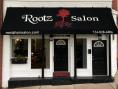 Rootz Hair Salon Dundee, MI Store Front Downtown Historical